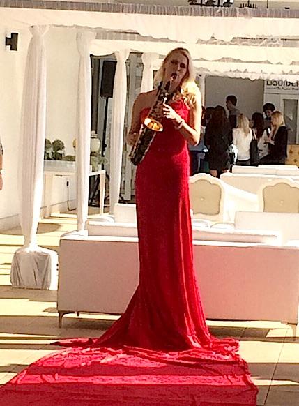 Red Carpet Dress Musician Bookings
